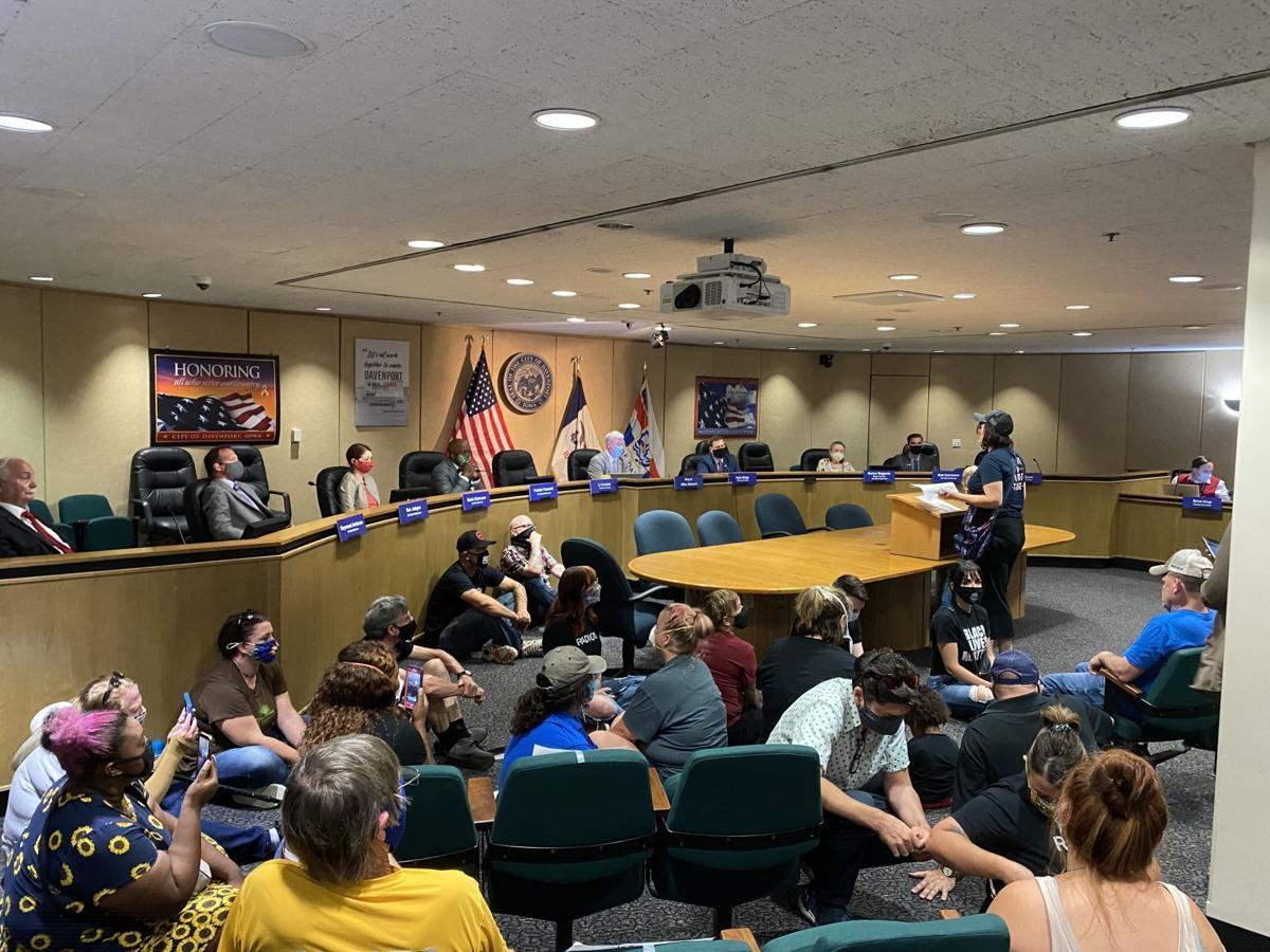 Davenport Council