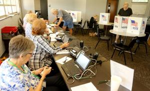 Election officials: Some grumbling about ID requirement