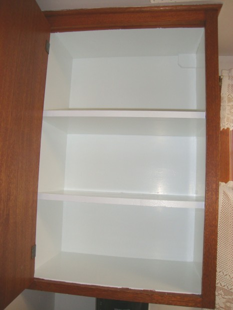 Removing Contact Paper From Kitchen Cabinets