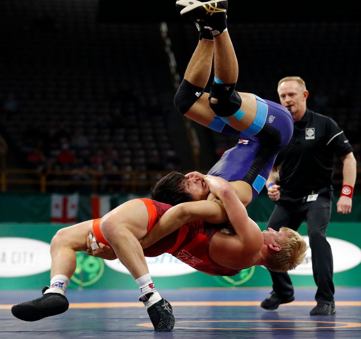 Freestyle World Cup Wrestling