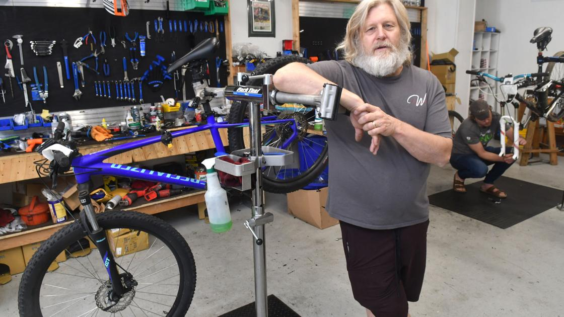 'An exercise in creativity': Quad-Cities bike shops get by as business booms without supply to support it