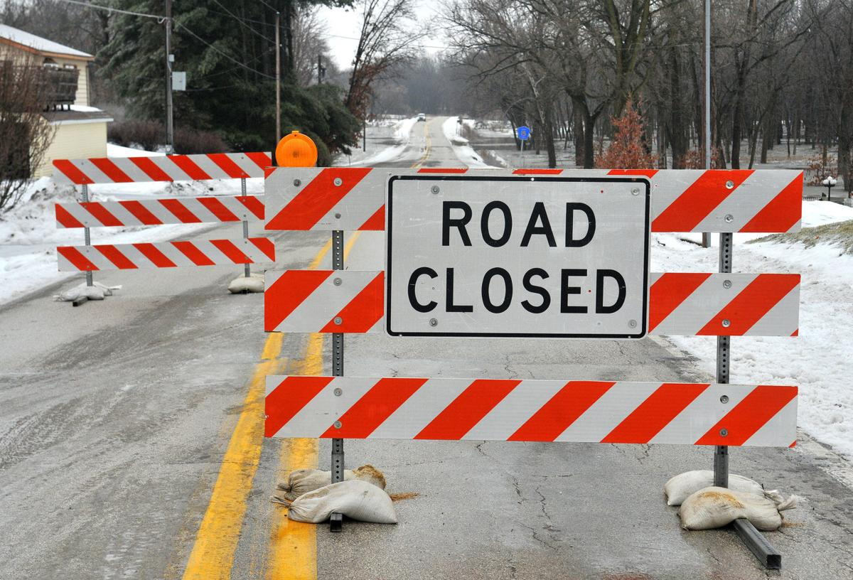 Flooding reported in Colona
