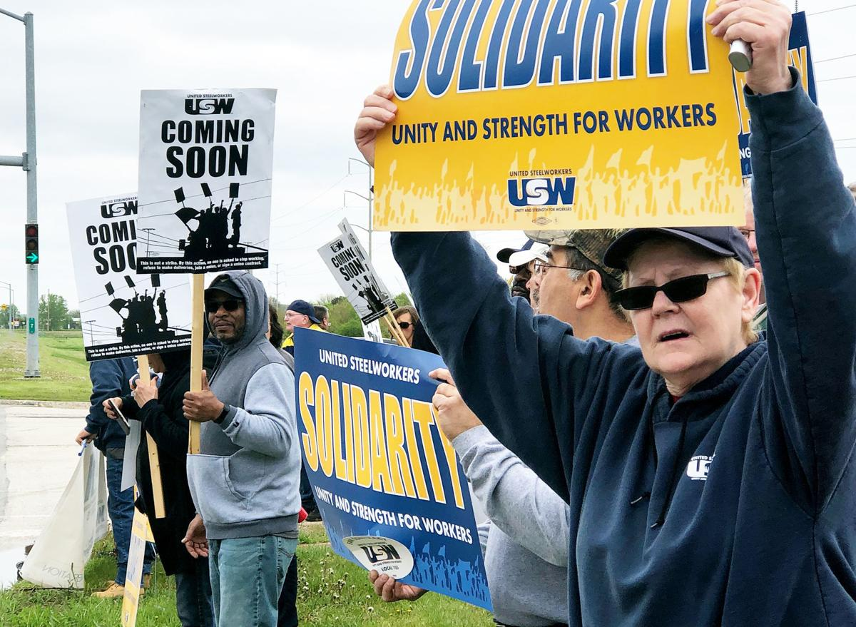 Arconic, Steelworkers union negotiating contract | Business