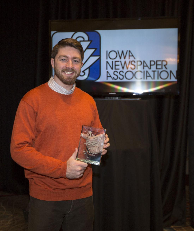 Jack Cullen award