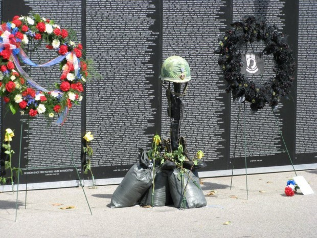 Vietnam Memorial Replica Coming To Geneseo This Week