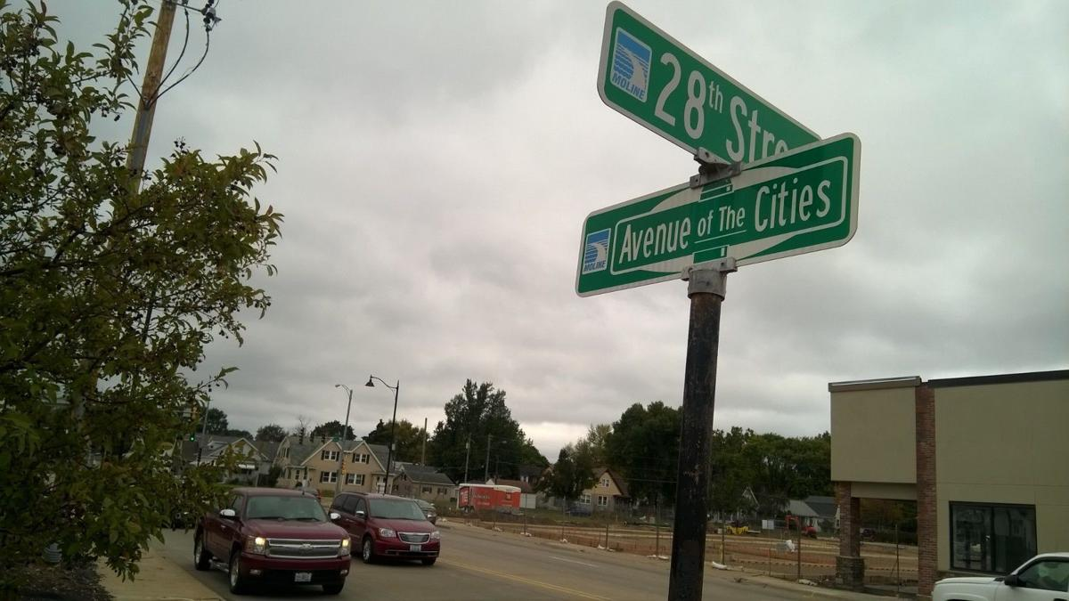 Avenue of the Cities