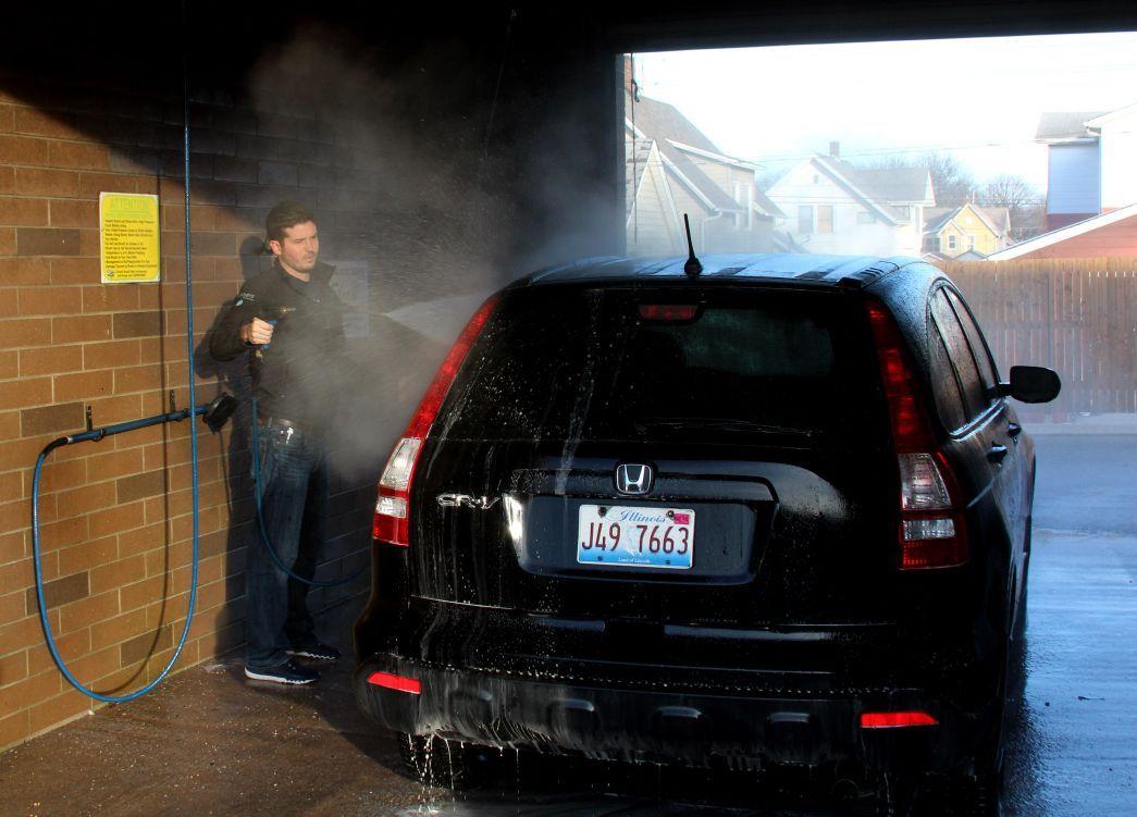 Automatic Car Wash Davenport Ia