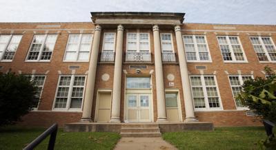 Former Lincoln Elementary School