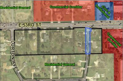 rezoning map
