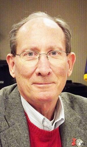 Iowa state Sen. David Johnson