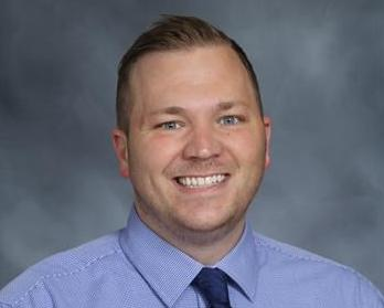 Jacob Hunter, FFA and ag education teacher, North Scott High School.