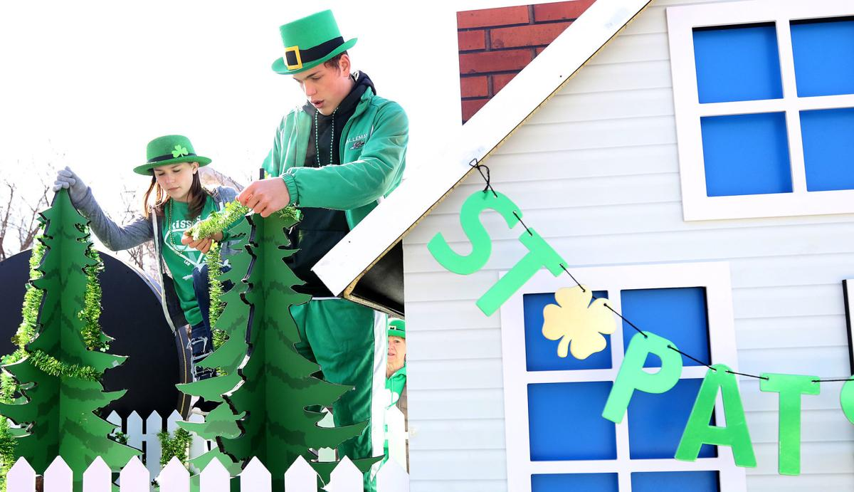 Your Guide to St. Patrick's Day Celebrations in the Lehigh Valley ... | 691x1200