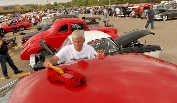 Car Cruise In At Northpark Mall News Qctimes Com