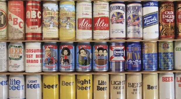 BEER CAN COLLECTION 03