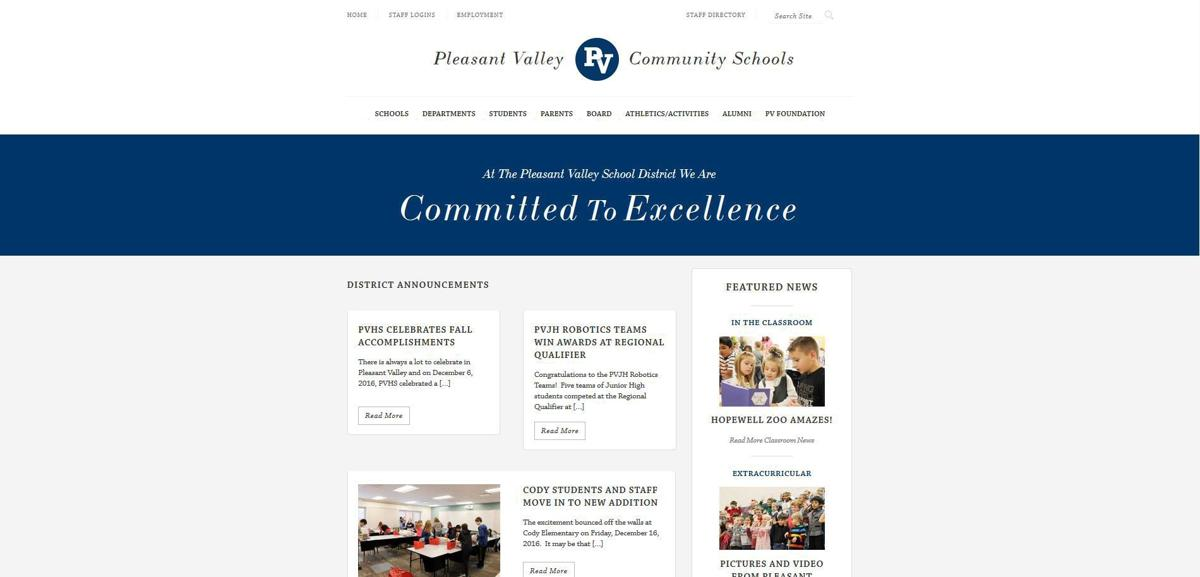 Pleasant Valley Community School District
