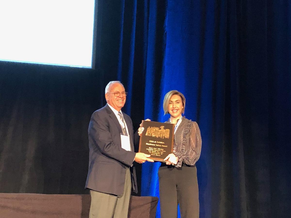 SJSmith_Safety_Award_093019