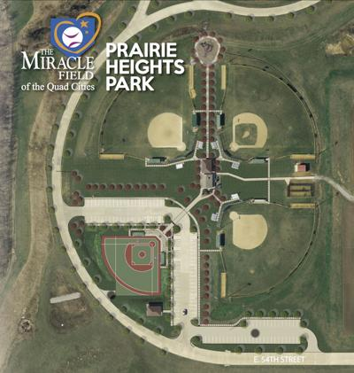 Miracle Field site