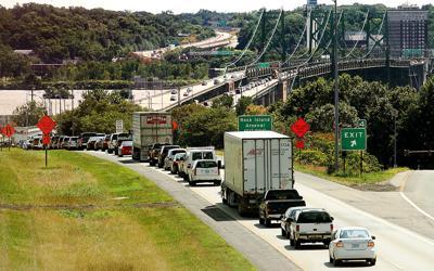 I-74 traffic