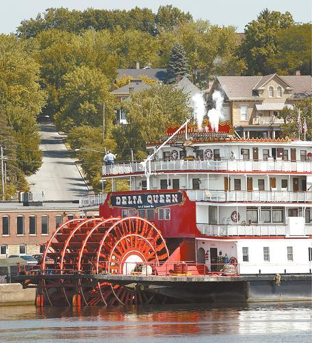 paddlewheelers have q c stops on schedule local news