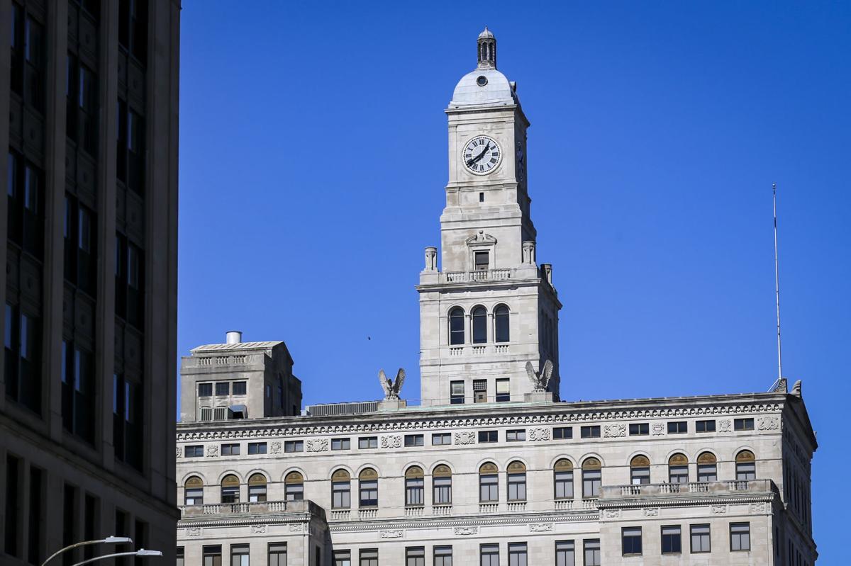 Davenport Bank tower