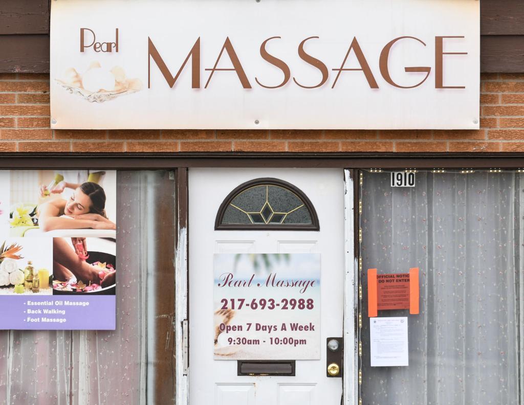 Iowa asian massage