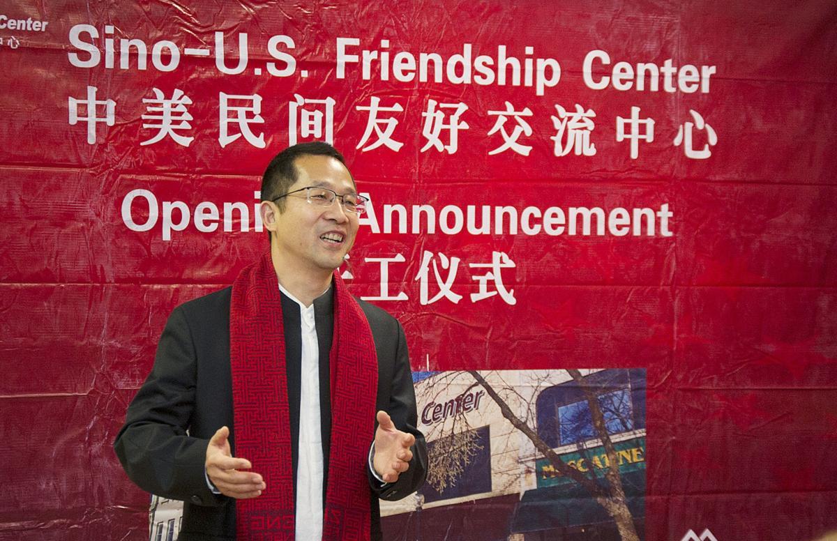 Sino-US Friendship Center-Glad
