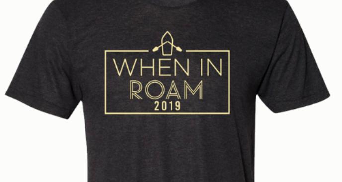 Roam shirts