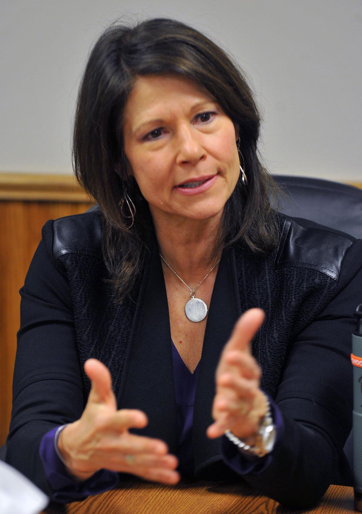 U.S. Rep. Cheri Bustos, D-Moline