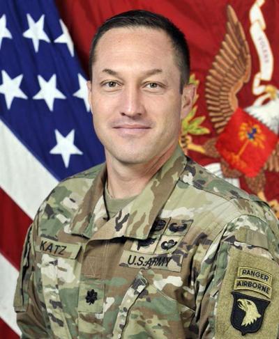Lt. Col. Katz