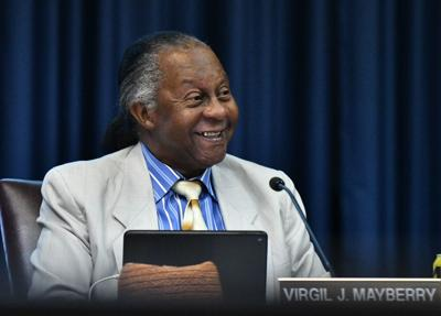 Rock Island Ald. Virgil Mayberry, 2nd Ward