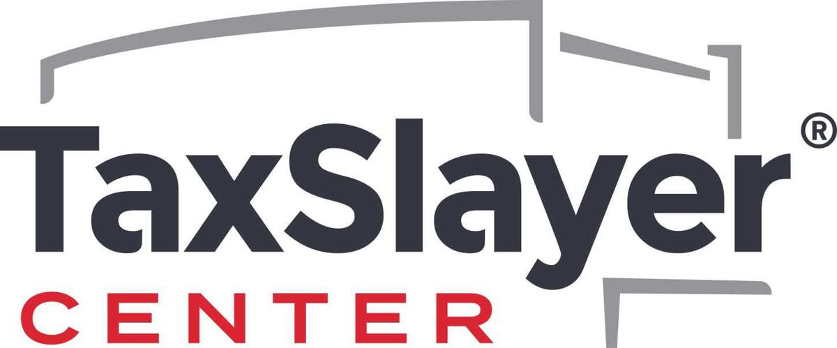 TaxSlayer Center logo
