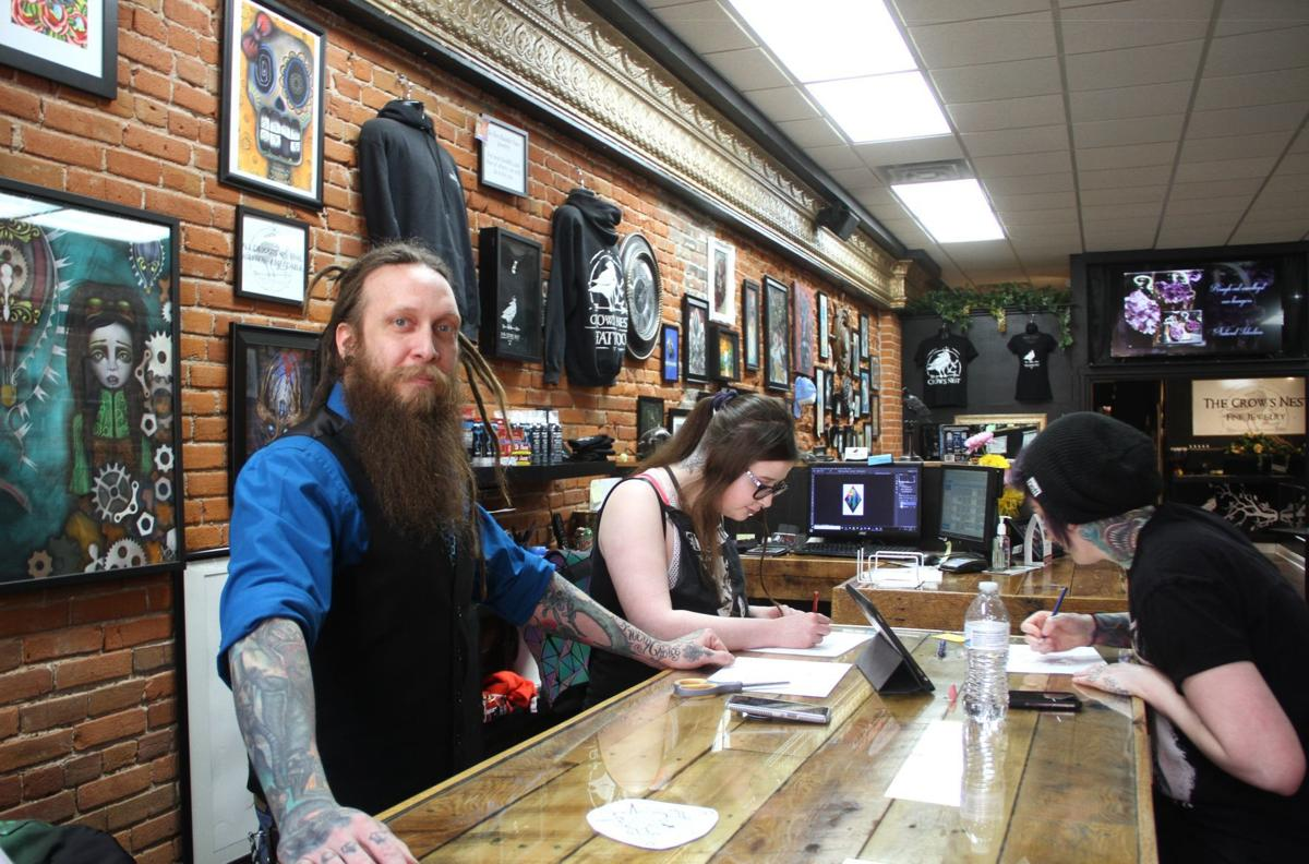 Tattoo Shop Owner Will Remove Hateful Tattoos For Free Local News