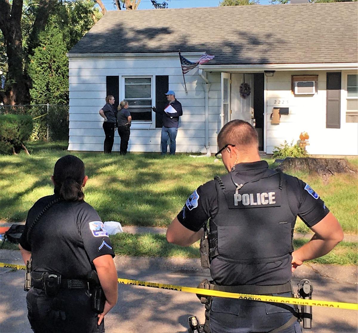 Davenport homicide