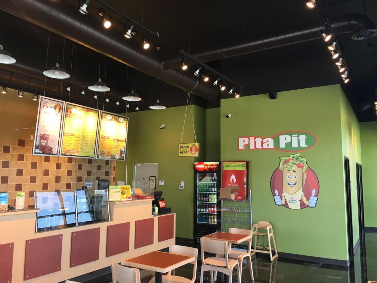 Pita Pit interior