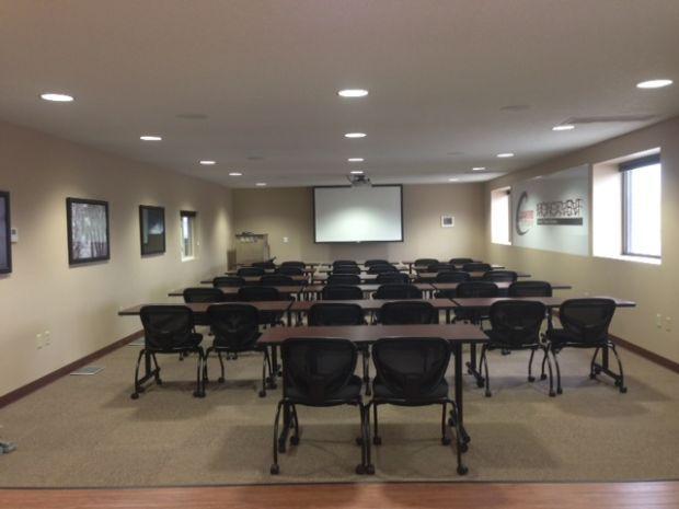 Crawford Co. interior