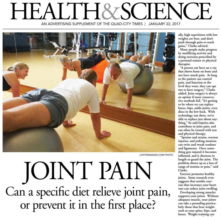 Health & Science Advertising Supplement 1-22-17