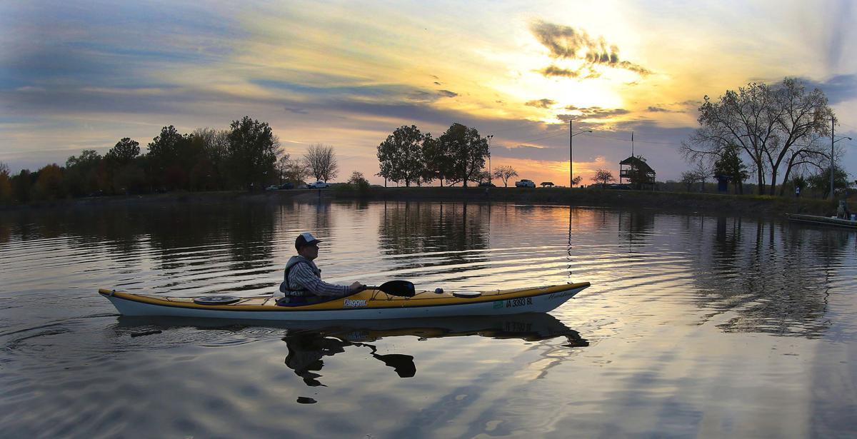 Saukenuk Paddlers Canoe & Kayak Club