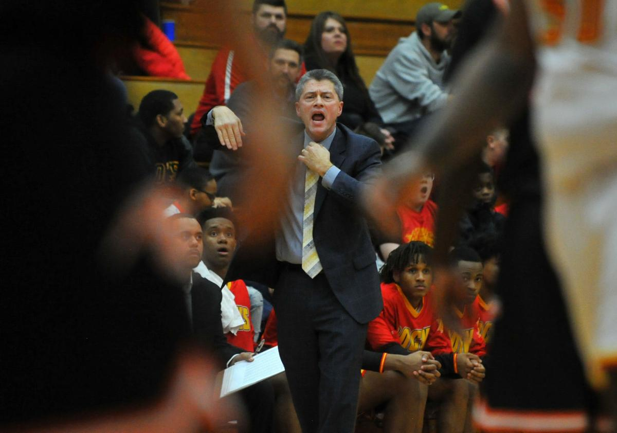 United Township vs Rock Island boys basketball