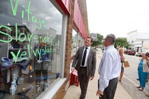 Slovakian ambassador touts U.S. relationship in visit to Cedar Rapids