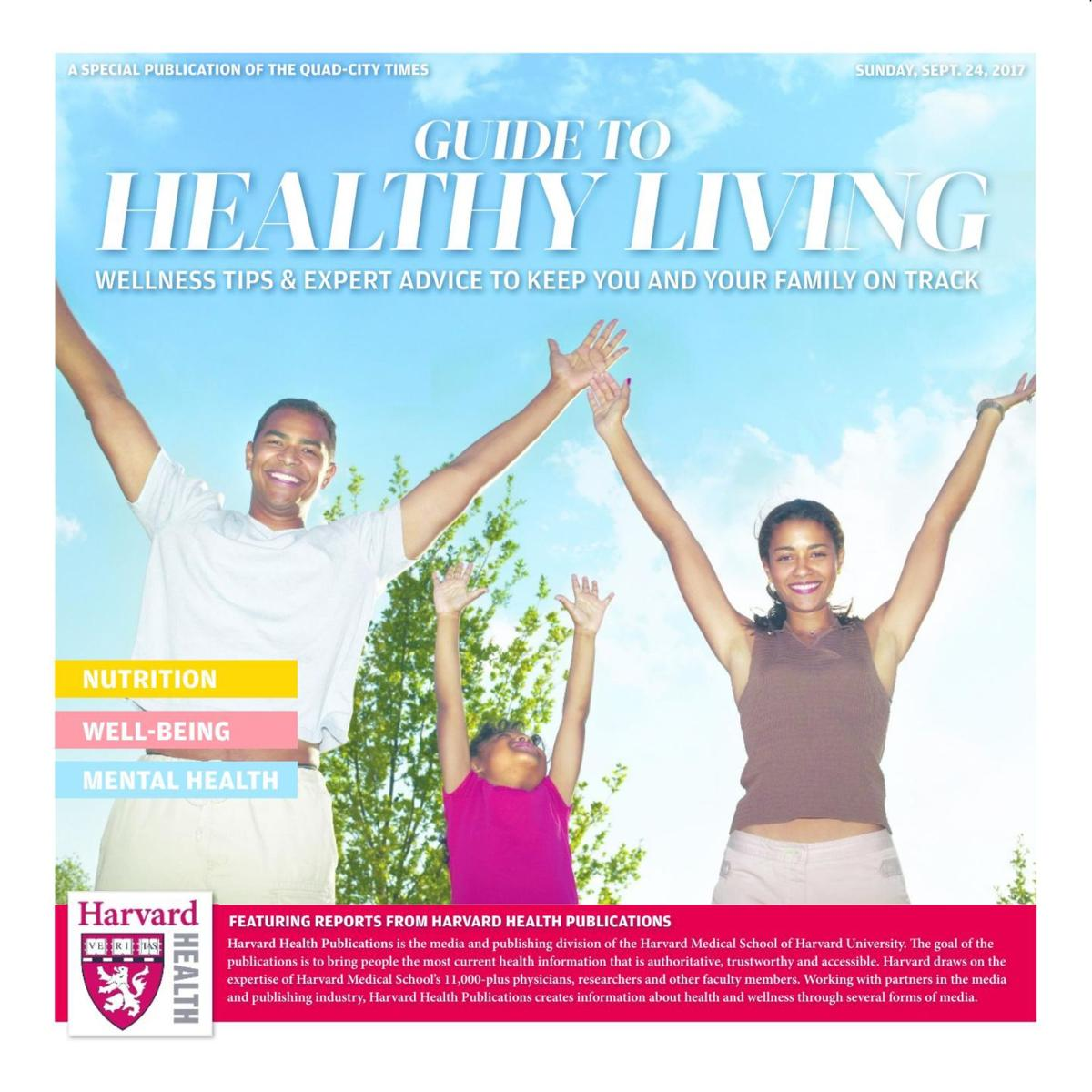 Guide to Health Living 9-17