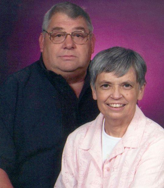 Kenneth and Elaine Behrens