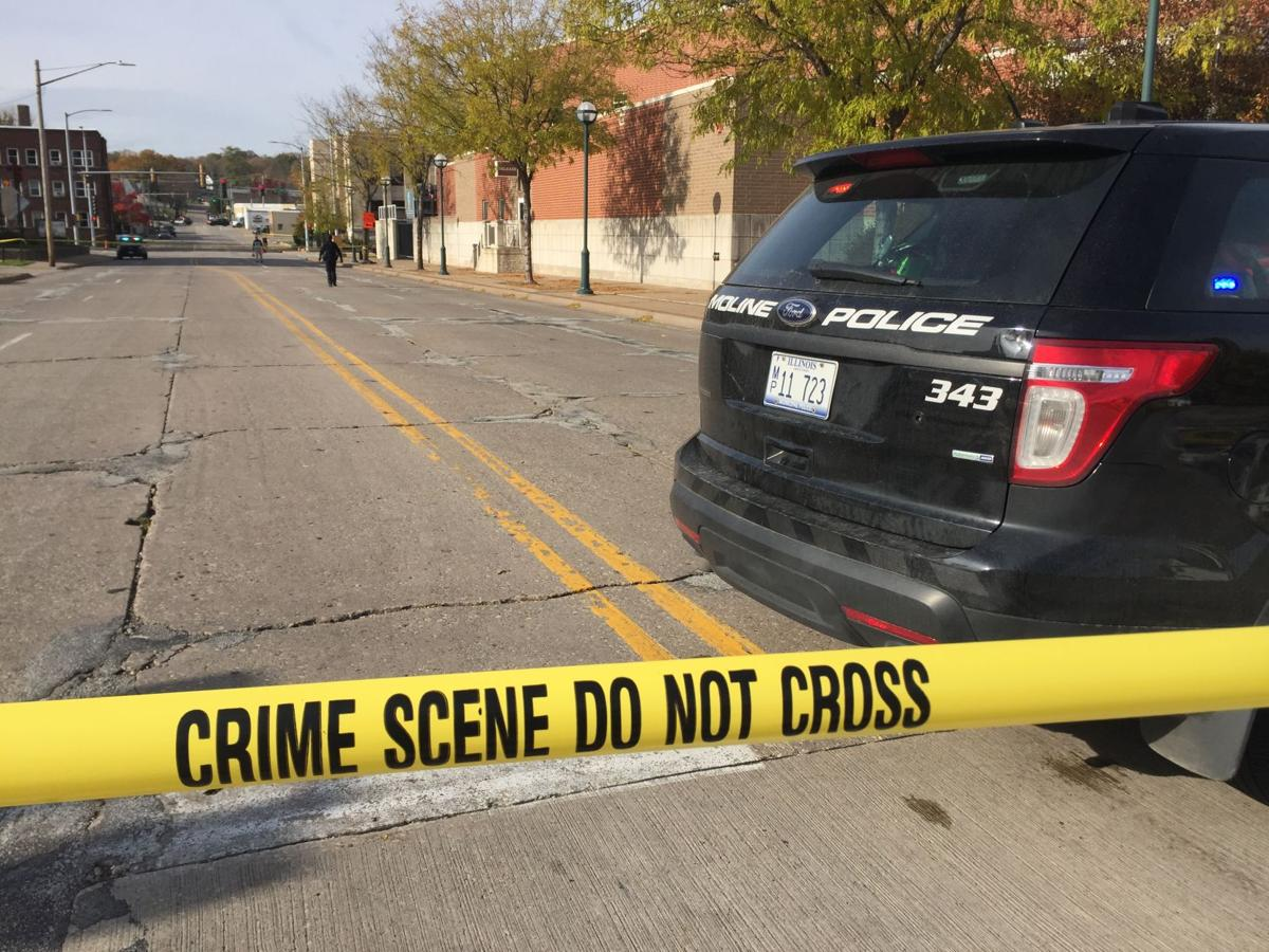 Person dies from shots fired in Moline