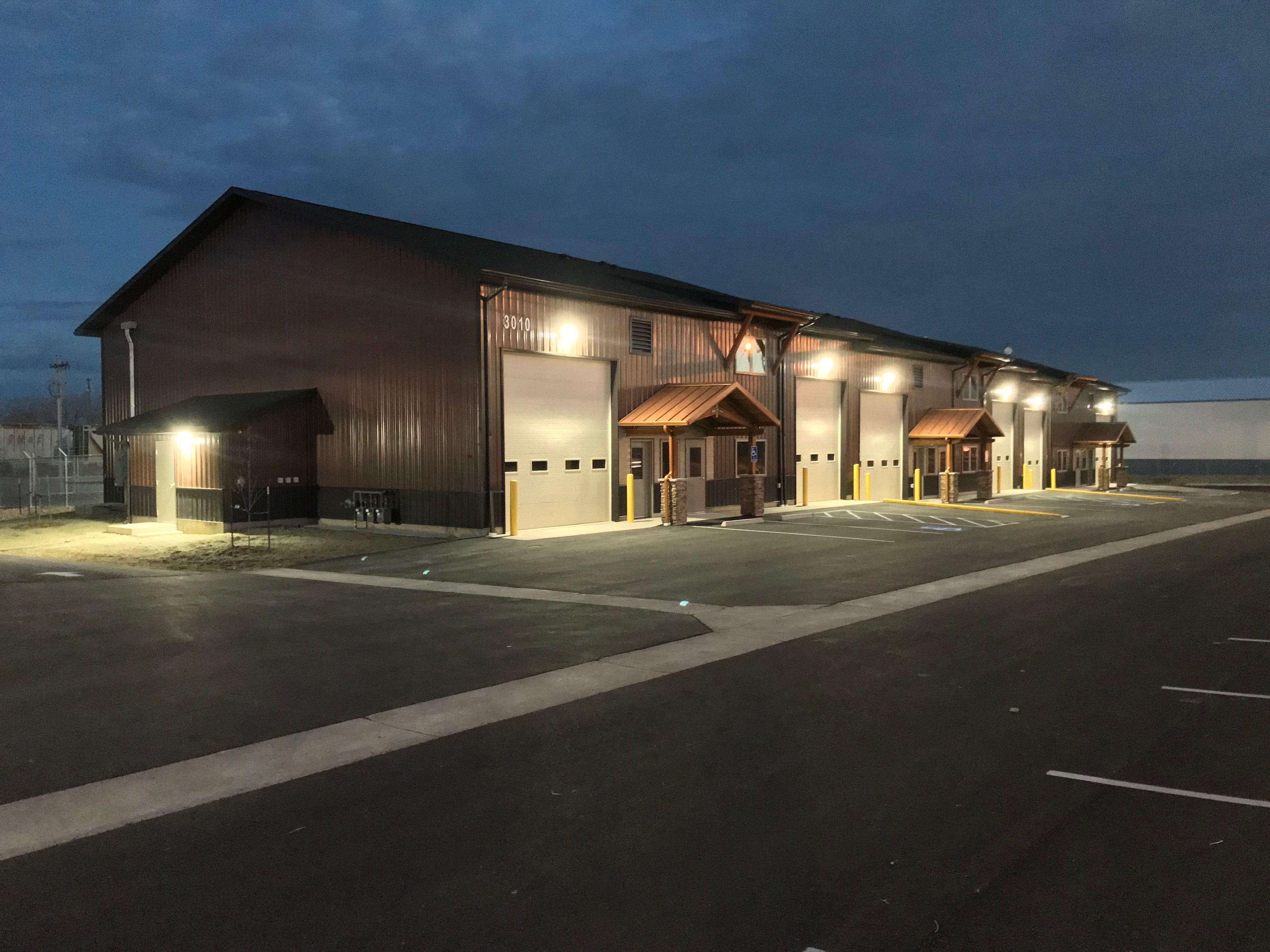 New Commercial Lease Space. Cambell St. Office / Warehouse/ Storage image 1