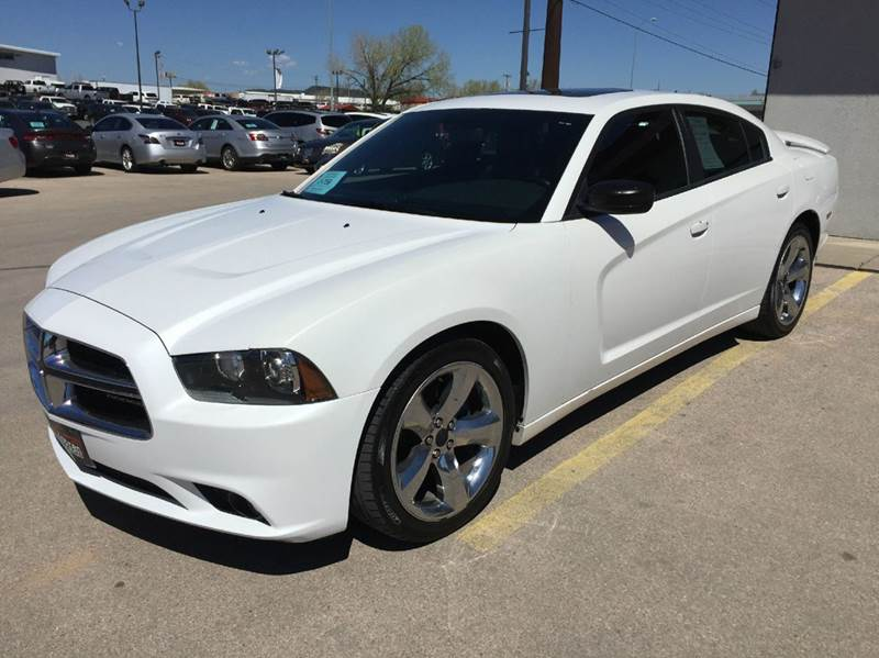White Dodge Charger Sedans Rapidcityjournal Com