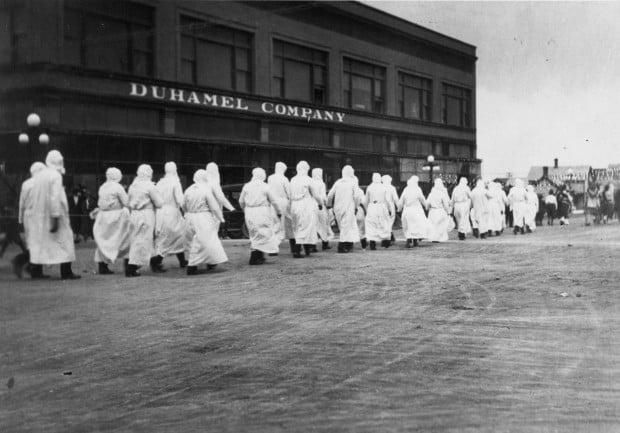 Timeline History of the Ku Klux Klan