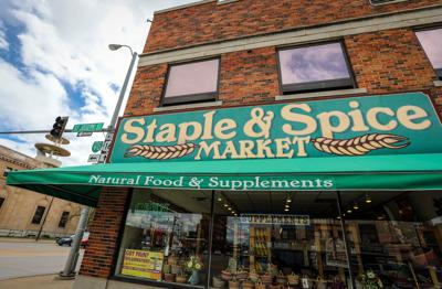 Staple & Spice Market