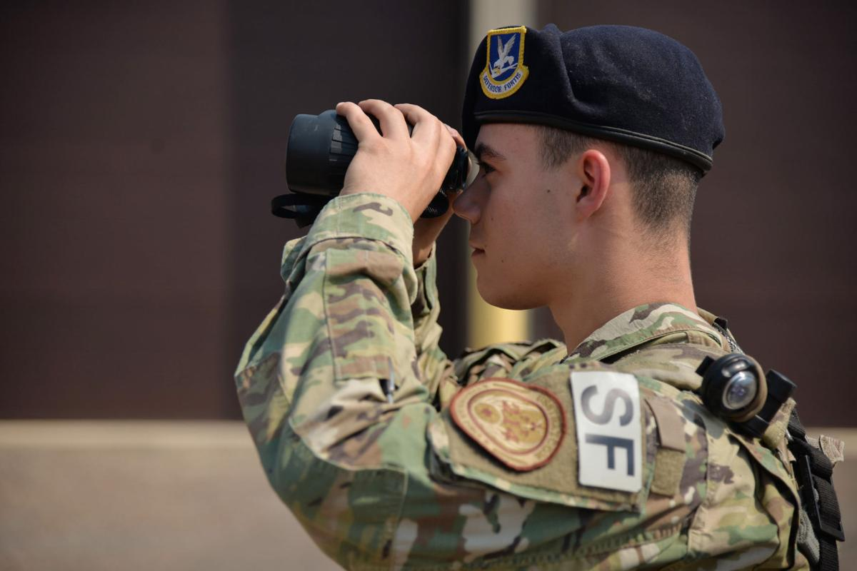 Security forces defend Airmen, nuclear assets