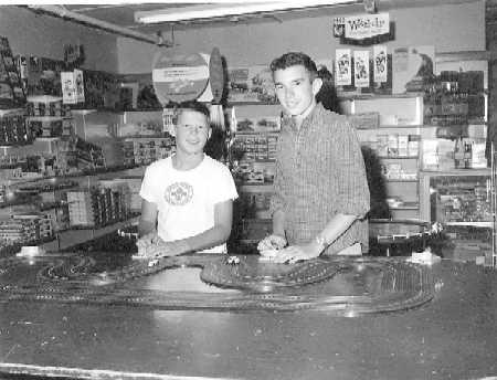 R.C. slot car racers roared into national spotlight in '60s