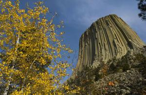 Voluntary climbing closure approaching at Devils Tower