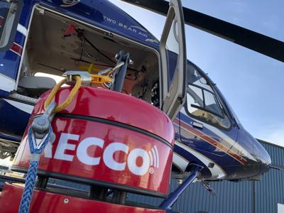 Exchange Helicopter Rescues Detection Devices